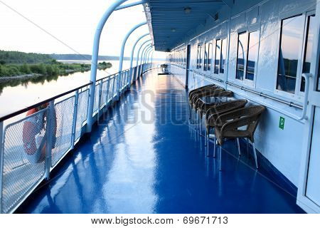 Deck And Cabins