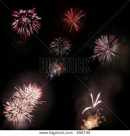 Fireworks Galore