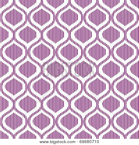 Geometrical pattern in modern style