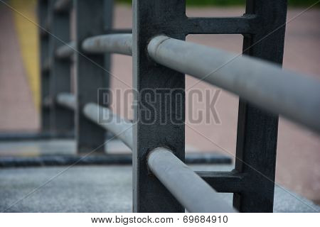 Fence On The Bridge