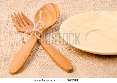 Handcrafted Wooden Kitchen Utensils