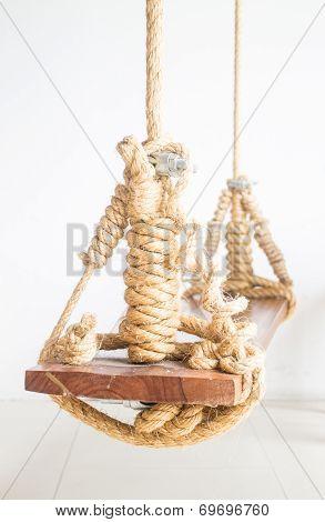 Free Vintage Hanging Swing Seat