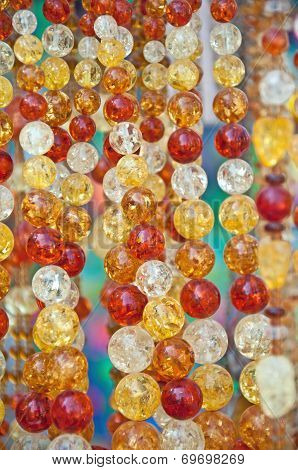 Amber Beads, Background