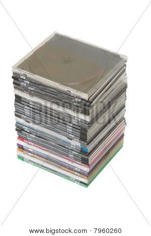 Cd Dvd Tower