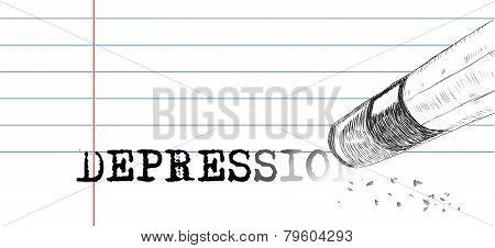 Creative On A Theme Of Depression