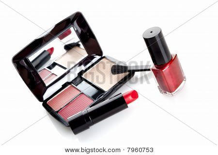Woman's Cosmetics
