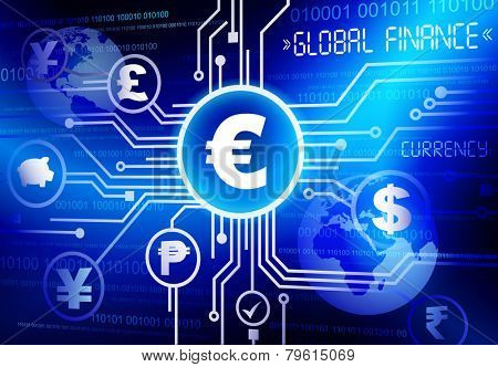Global currency vector