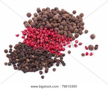 set of pepper heaps