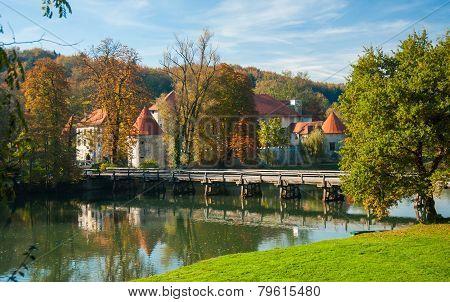 Castle Otocec, Slovenia