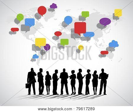 Global Social Networking
