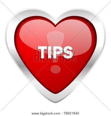 tips valentine icon