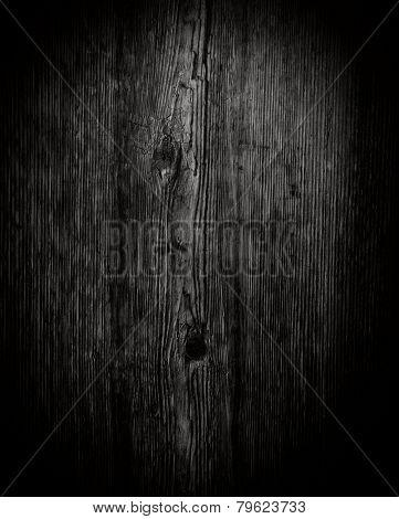 wooden board in b/w