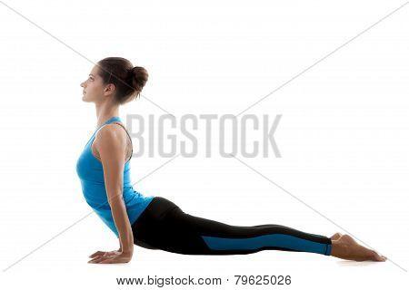 Yoga Pose Ardha Mukha Shvanasana