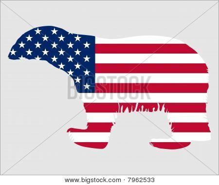 American Polar Bear