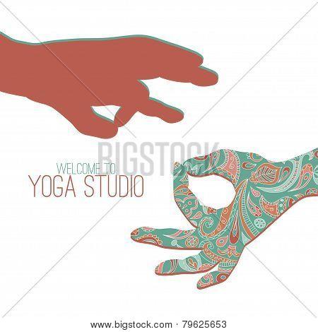 Yoga Mudra.