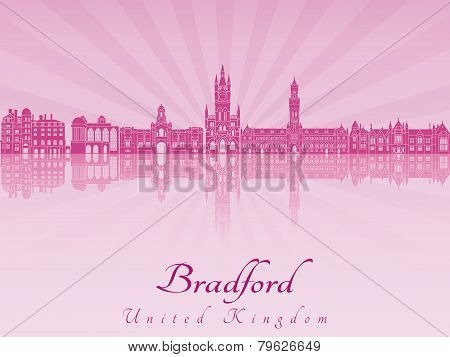 Bradford Skyline In Purple Radiant Orchid