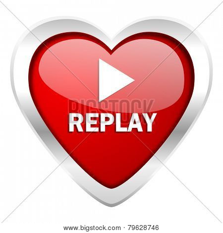 replay valentine icon