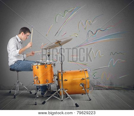 Drummer Producing Notes