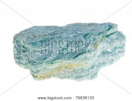Fuchsite Mineral, Stone Green
