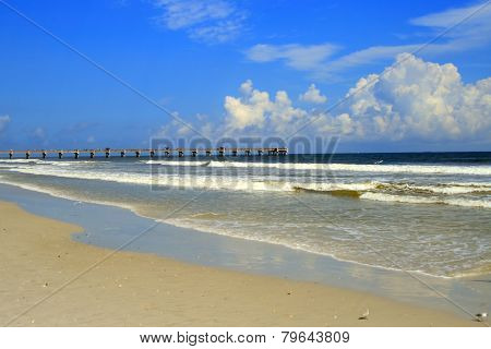 Jacksonville, Florida Beach