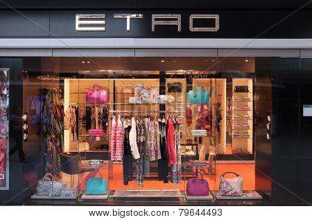 Etro Fashion Store