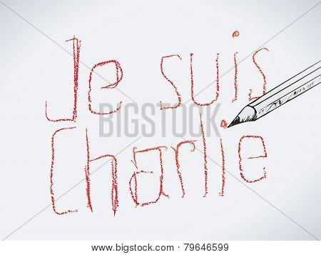 Je suis Charlie - French for