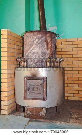 Big Metal Furnace For Heating