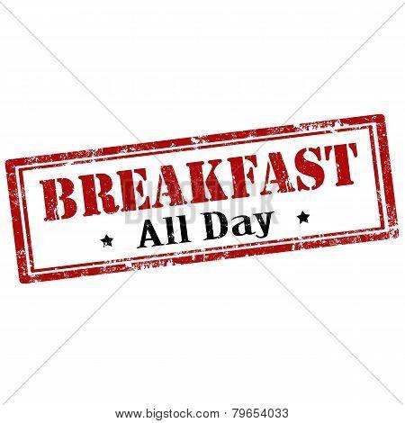 Breakfast-stamp