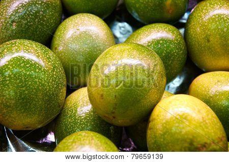 Thai Yellow-green Citrus Fruit Pomelo