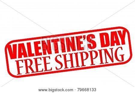 Valentine Day Free Shipping