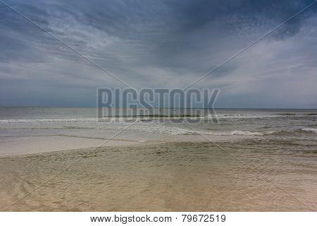 Quiet Gulf Coast Morning