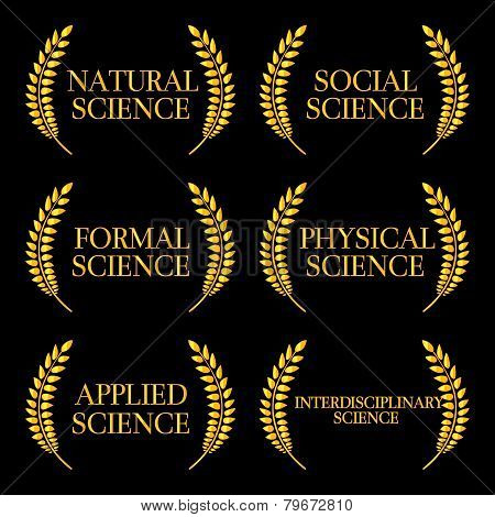 Kinds Of Science Laurels 2