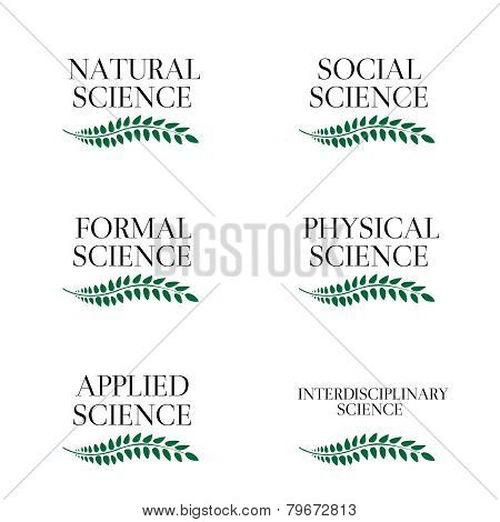 Kinds Of Science Laurels 3