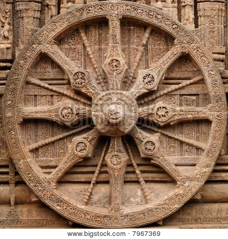 India - Konarak Temple