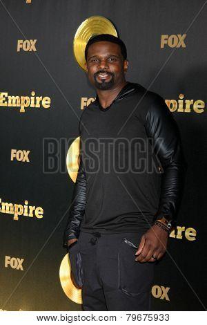 LOS ANGELES - JAN 6:  Darius McCrary at the FOX TV