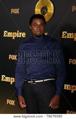 LOS ANGELES - JAN 6:  Derek Luke at the FOX TV