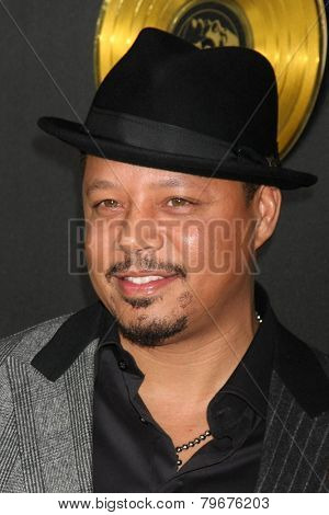 LOS ANGELES - JAN 6:  Terrence Howard at the FOX TV