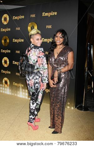 LOS ANGELES - JAN 6:  Raven-Symone at the FOX TV