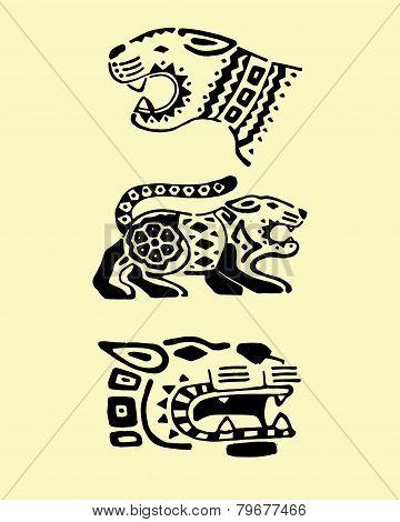Prehispanic Jaguars