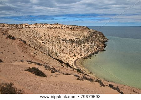 Eagle Bluff, Shark Bay, Western Australia