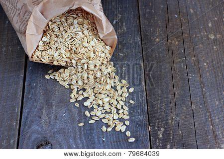 Wholegrain Oat Flakes