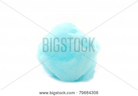 Blue Spun Sugar, Cotton Candy.