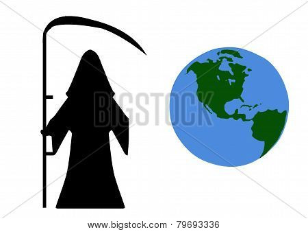 Grim Reaper And World