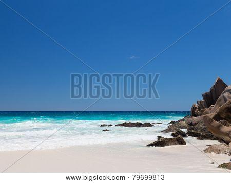 Island Of La Digue, Seychelles
