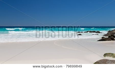 Seychelles Beautiful Beach