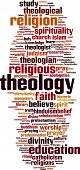 image of fundamentalist  - Theology word cloud concept - JPG