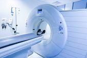 stock photo of magnetic resonance imaging  - CT  - JPG