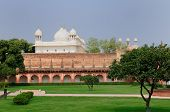 picture of khas  - Red Fort in Agra India Uttar Pradesh - JPG
