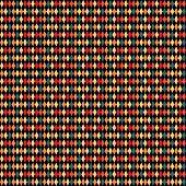 pic of rhombus  - Abstract rhombus pattern - JPG