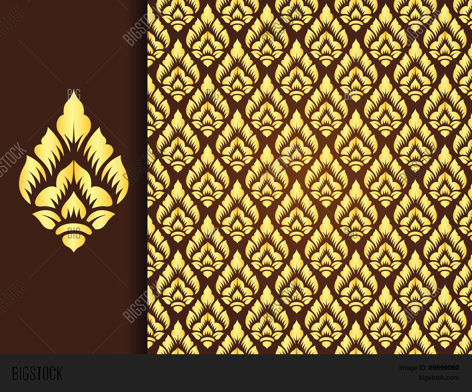 Asian Traditional Art Design Vector Amp Photo Bigstock
